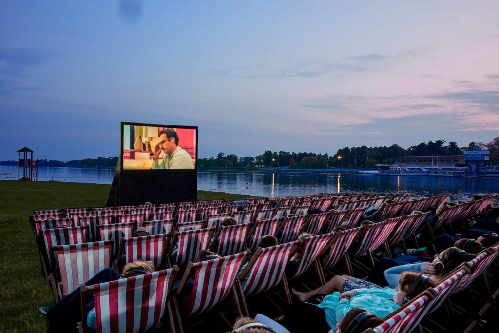 cinema in spiaggia a milano