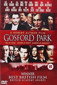 Gosford Park - lingua originale