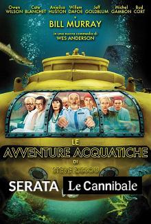 Le avventure acquatiche di Steve Zissou by Le Cannibale