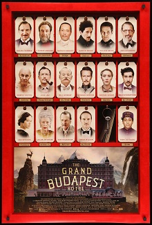 Gran Budapest Hotel - Le Cannibale (h 20.00)